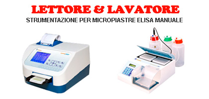 Lettore & Lavatore - Beta Diagnostici